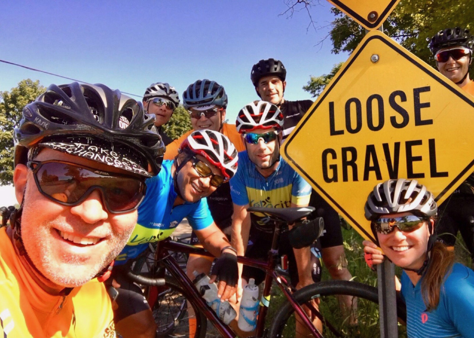 About Gravelocity Cycling